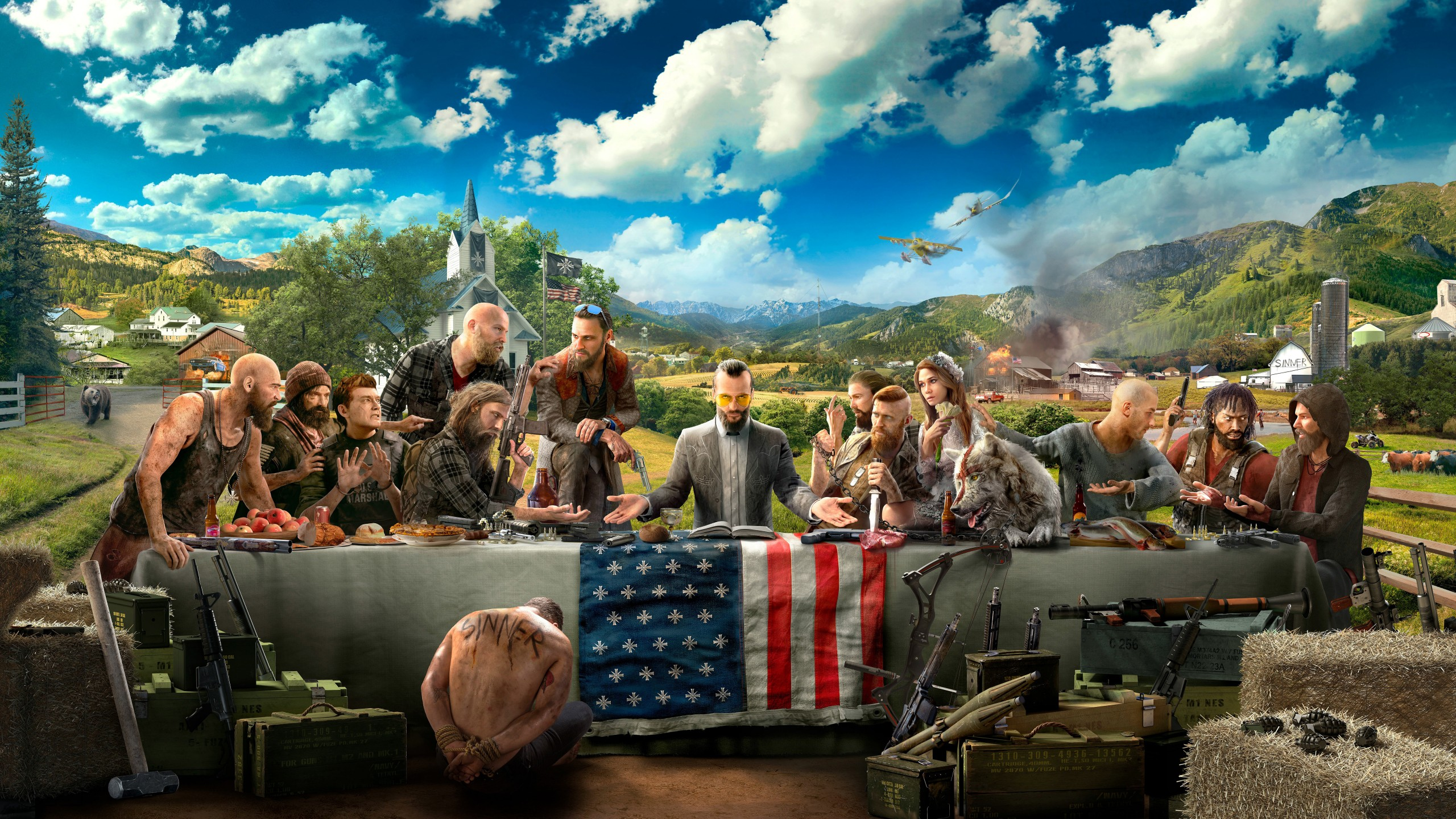 Far Cry 5 4k 8k Wallpapers  Hd Wallpapers  Id #20445