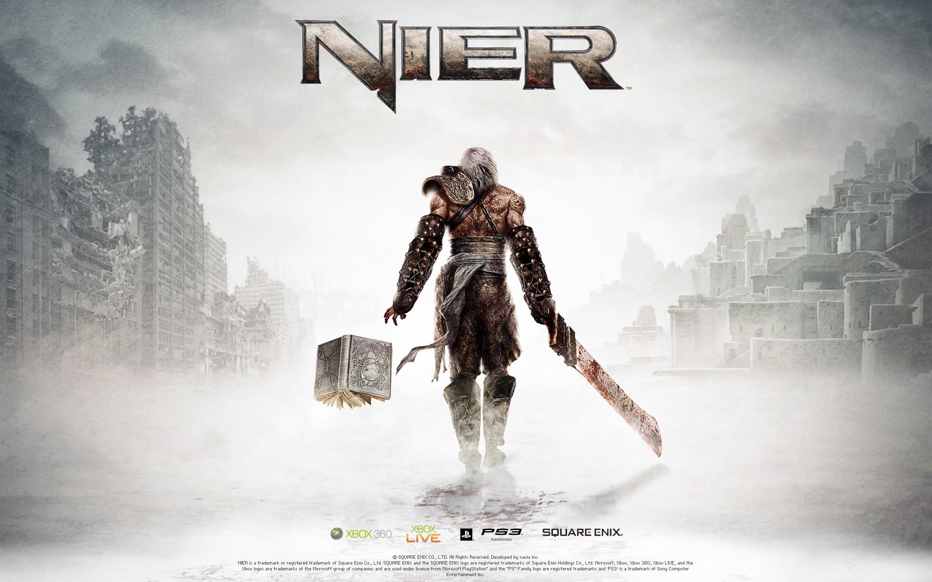 Nier (2010) Game Wallpapers  Hd Wallpapers  Id #8738