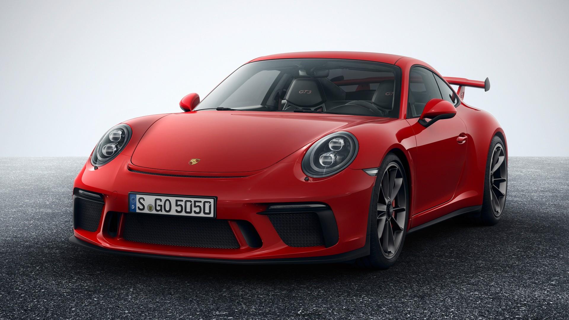 Porsche 911 Gt3 2017 Wallpapers  Hd Wallpapers  Id #19952