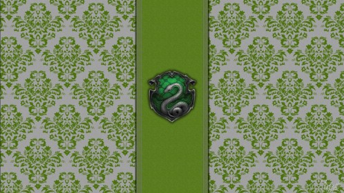 Slytherin Logo In Middle HD Slytherin Wallpapers HD