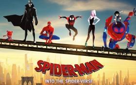 Spider-man Into The Spider-verse Movie 5k