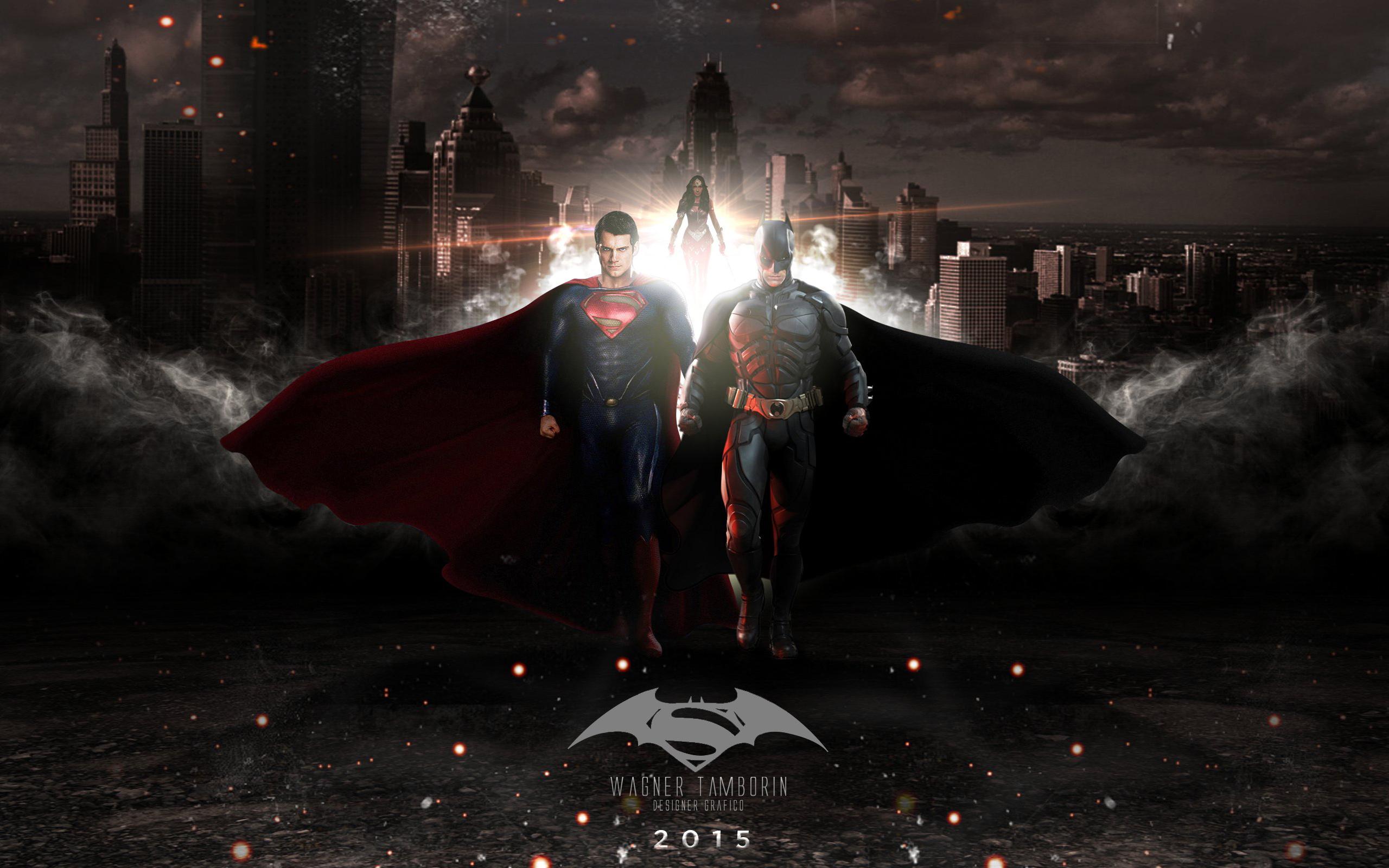 Batman V Superman Dawn Of Justice 2016 Wallpapers  Hd