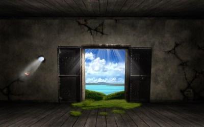 door fantasy wallpapers hd