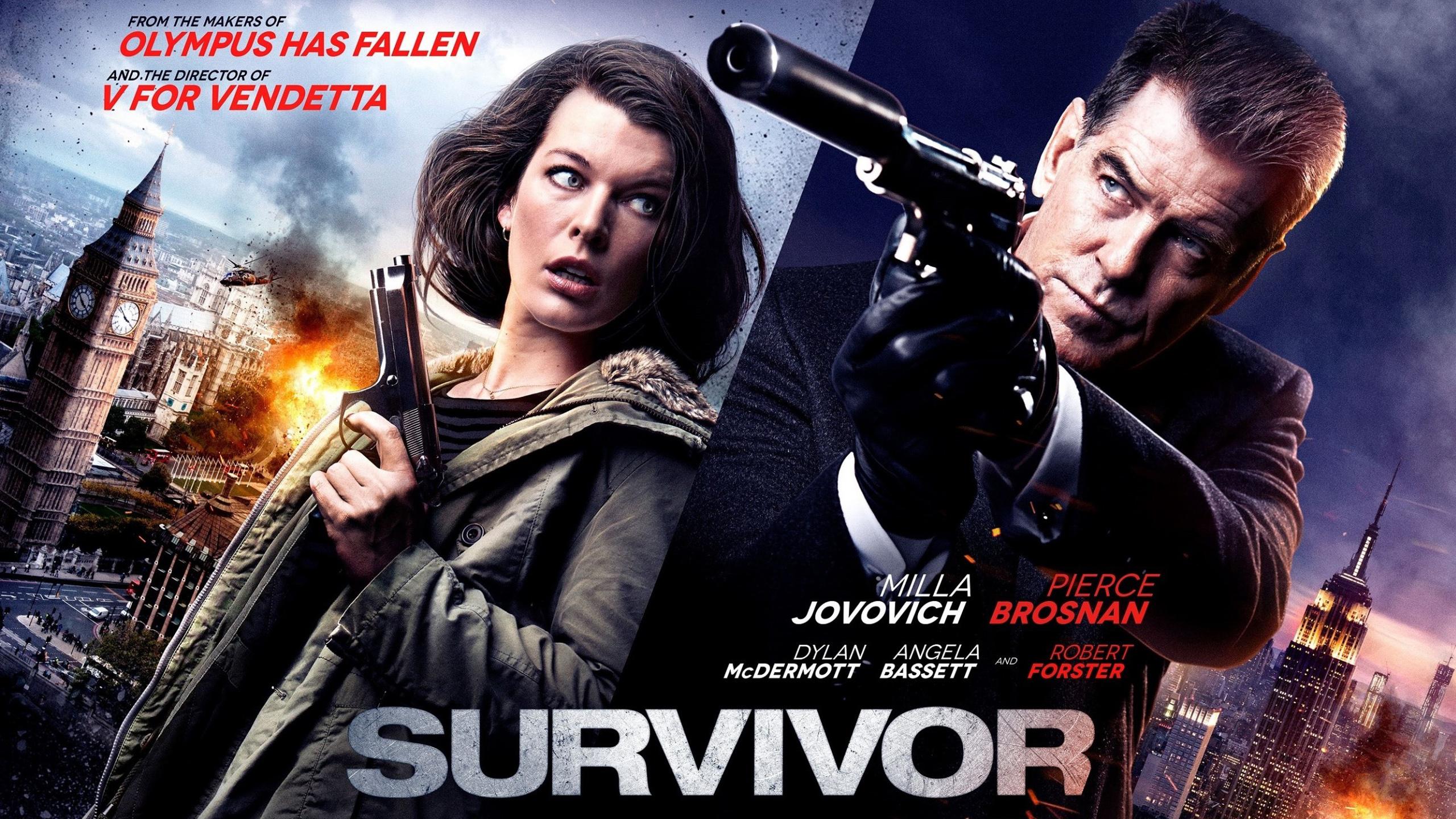 Survivor 2015 Movie Wallpapers  Hd Wallpapers  Id #14607