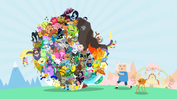 Adventure Time Wallpaper 11825 1366x768 Px Hdwallsource Com