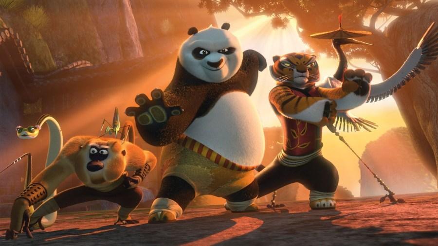 Kung Fu Panda 2 33355