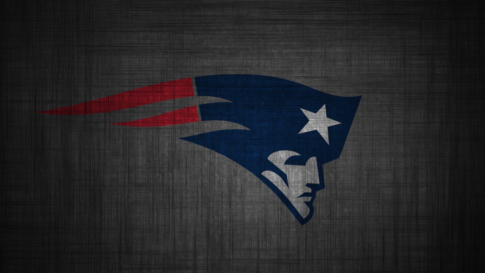 New England Patriots Logo Wallpaper 55965 1920x1080 Px