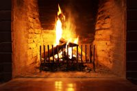 Fireplace Wallpapers 7401 - HDWPro