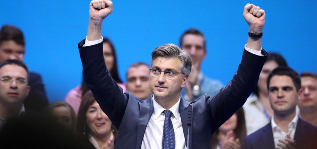 Slijedeći viziju dr. Tuđmana, gradimo snažnu Hrvatsku u sigurnoj EU – Na dobrobit jedine nam i vječne domovine!