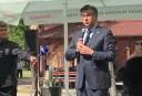 Predsjednik HDZ-a Andrej Plenković danas u Otočcu