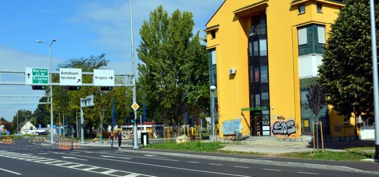 Prometno rasterećena Vrapčanska ulica