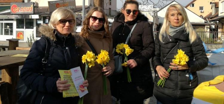 (FOTO) Međunarodni dan narcisa u Gajnicama