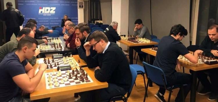 Uspješna pilot proba u šahu – Šahovski turnir ožujak 2019.