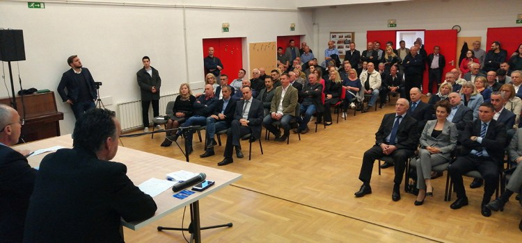 "Ministar Krstičević: ""Narod voli vojsku!"""
