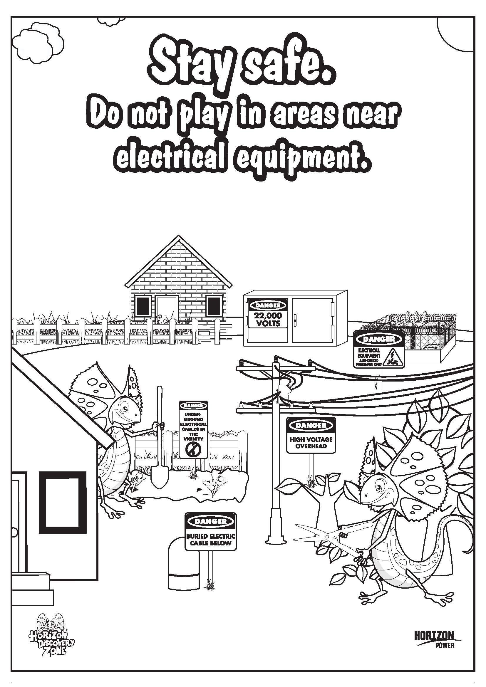 Santas Workshop Coloring Pages Coloring Pages