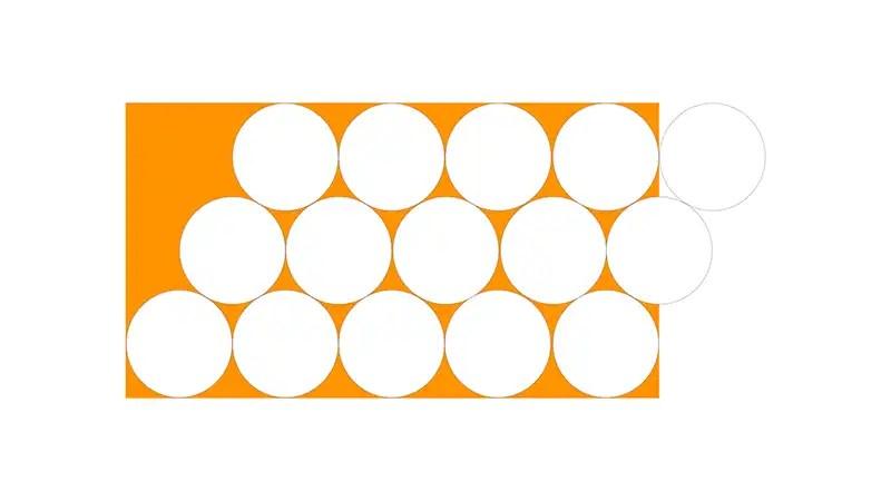 Circle-Blanking Line