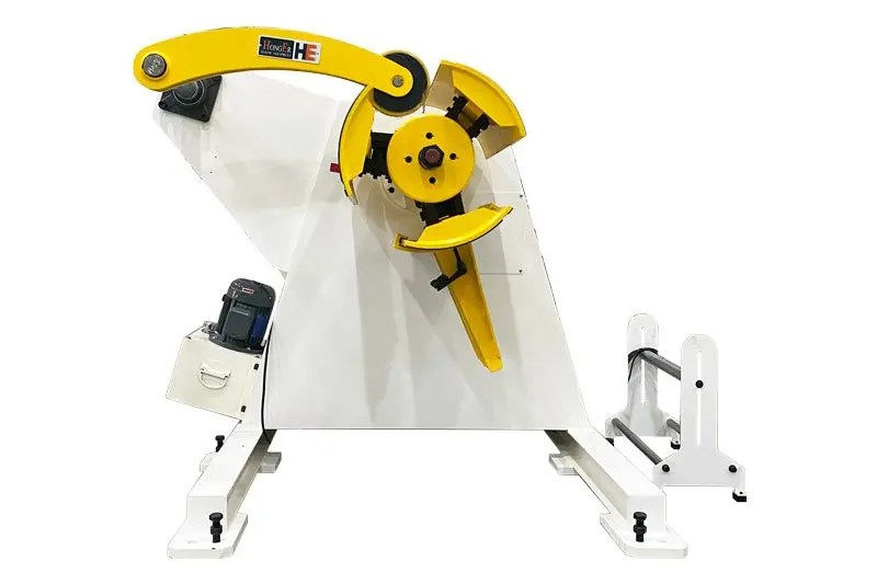 uncoiler machine hydraulic decoiler
