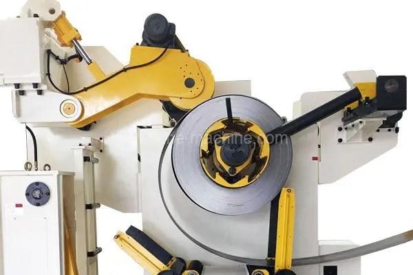 coil handling system glk-h
