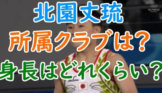北園丈琉(体操)中学や所属クラブに身長は?腹筋の筋肉が凄すぎる!