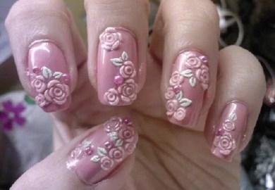 Super Easy Nail Art Designs