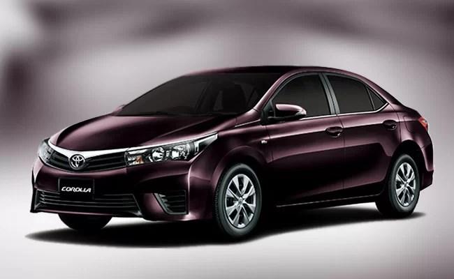 Toyota Corolla 2019 Model Price in Pakistan with New Specs XLI GLI Altis