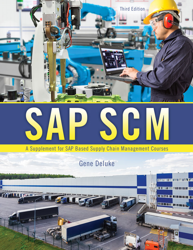 hight resolution of sap scm a supplement for sap based supply chain management courses higher education