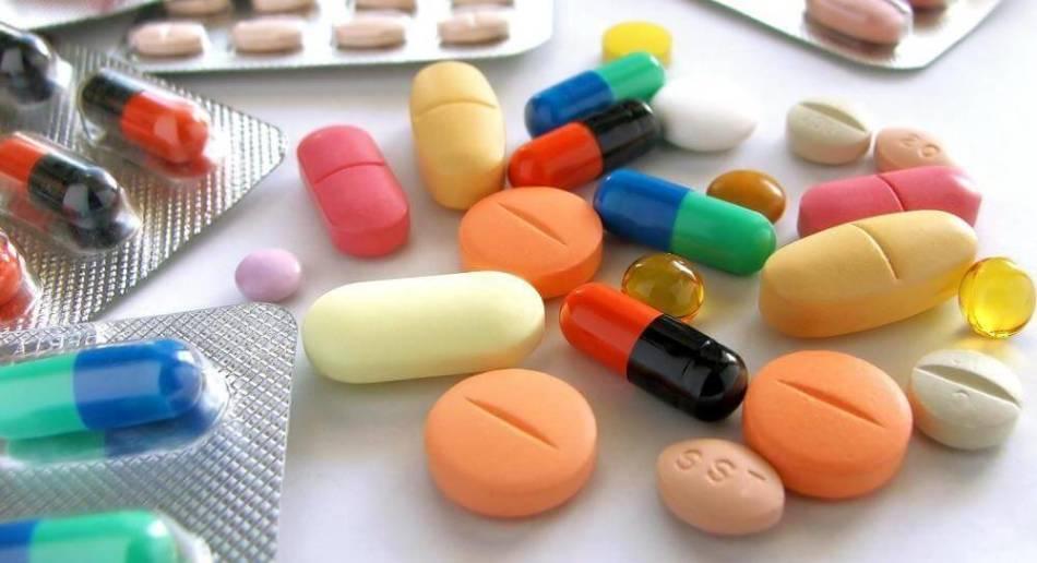 Побочка от антибиотиков