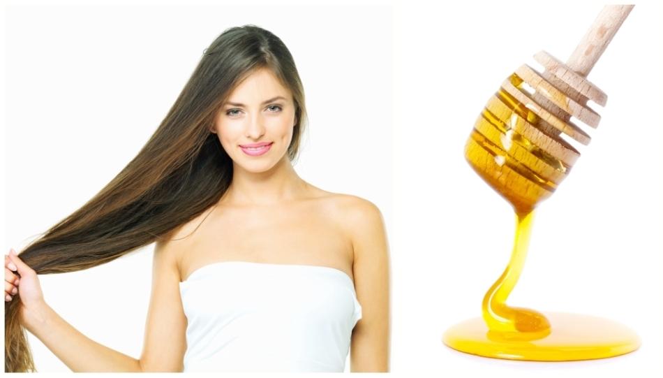 Мед для осветления волос