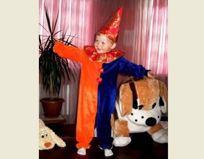 Parsley de traje de carnaval para el niño hacerlo usted mismo en forma de mono