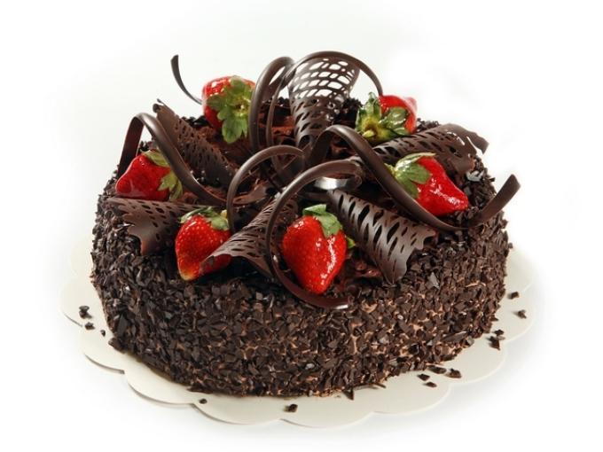 Csokoládé fürtök