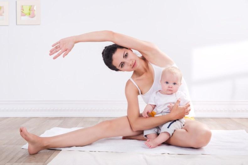 Как быстро привести себя в форму после родов? Восстановление организма после родов - 7