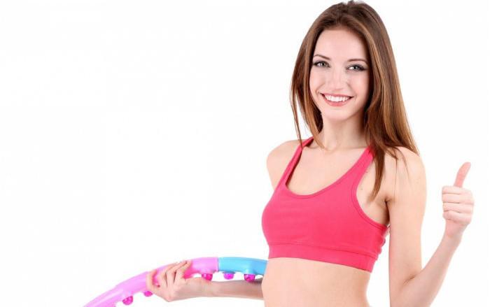 обруч для похудения талии убираем живот