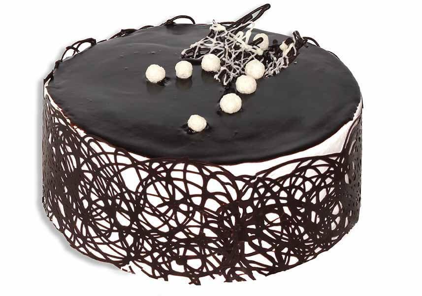 Pasta dekorasyon örgü