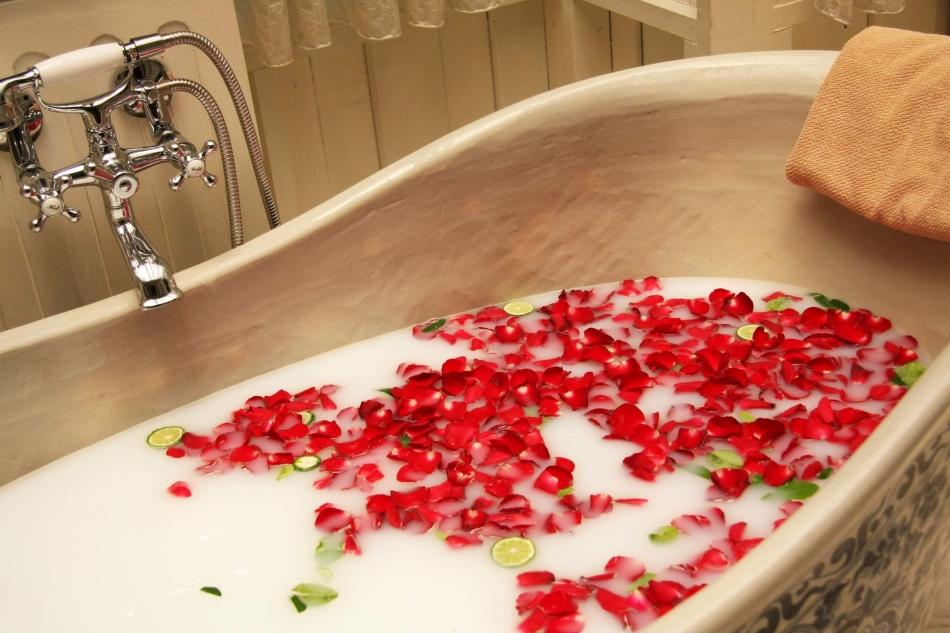 Ванны для похудения в домашних условиях: рецепты. Рецепты.