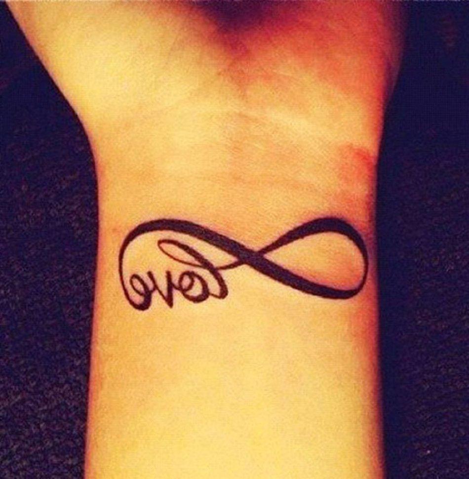 татуировки для девушек на руках маленькие и большие и их значение на
