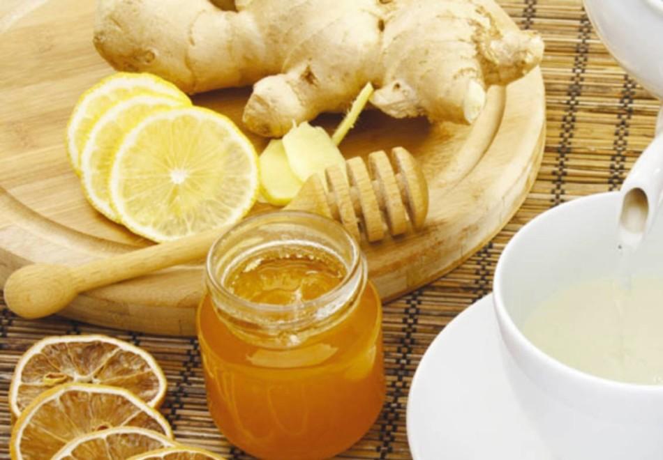 имбирь с лимоном и медом рецепт здоровья при простатите