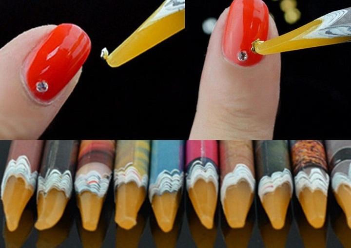 使用蜡笔最方便