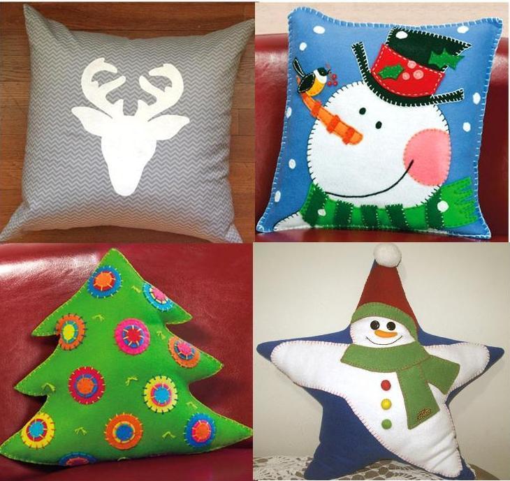 Яркие и необычные подушки для подарка