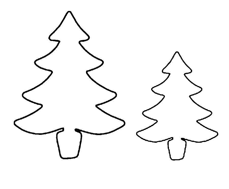 Поддержать приколы, шаблоны елок для открытки