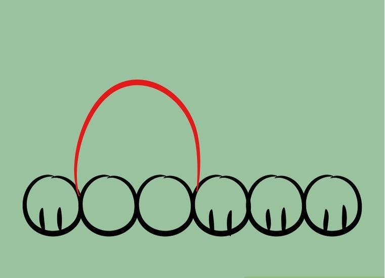 Как нарисовать собаку алабая карандашом. Как нарисовать собаку поэтапно: изображение пса в мультяшном стиле