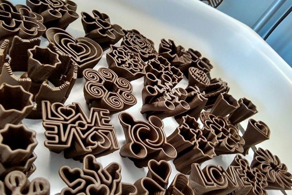 Çikolata rakamları