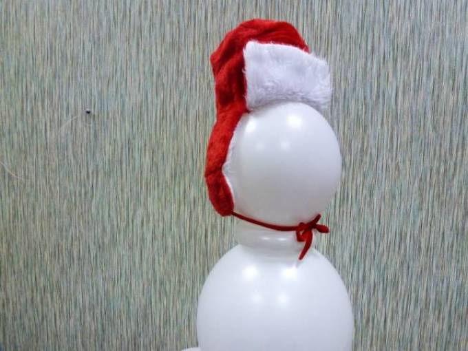 Headdress of the Snowman