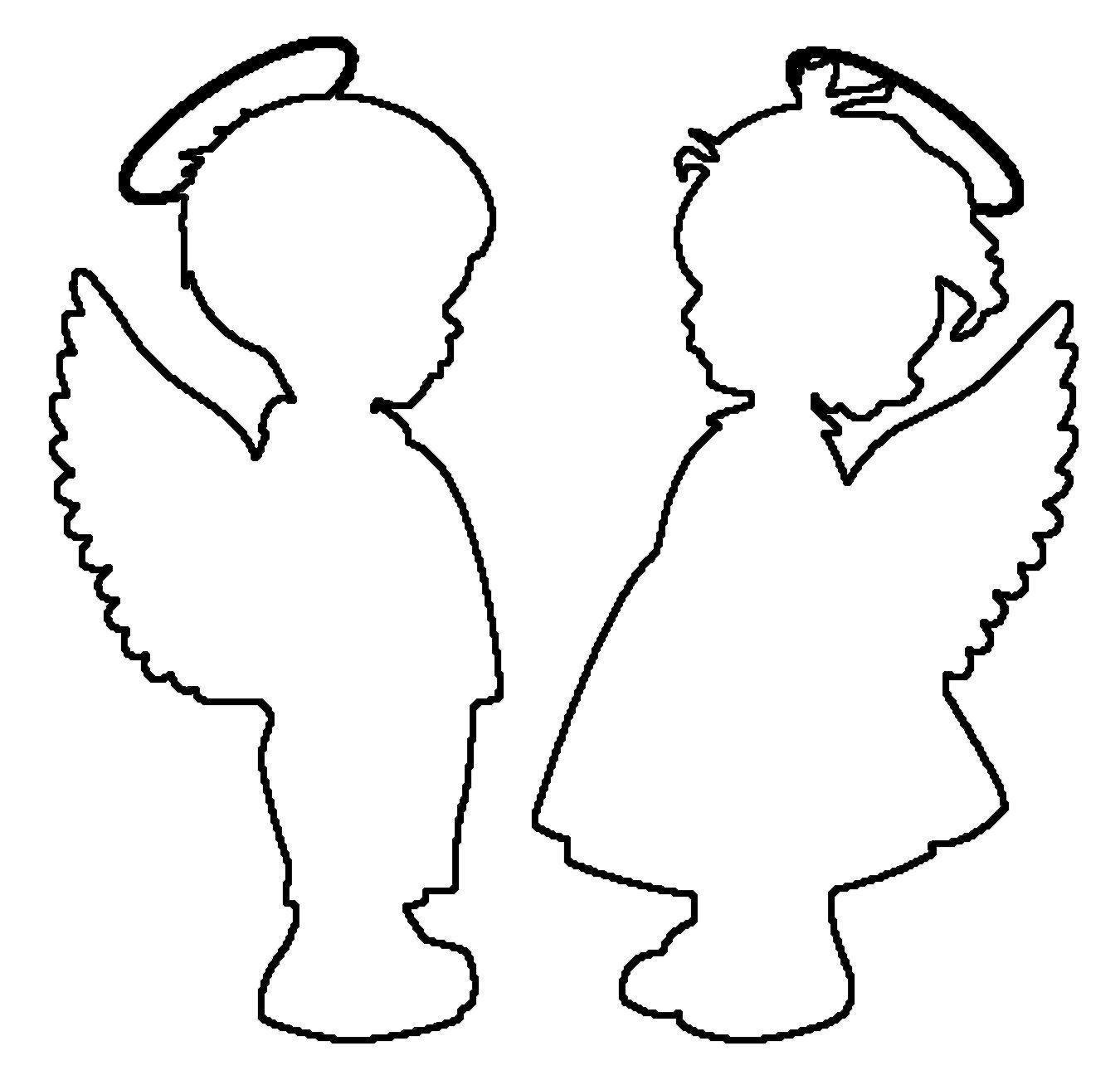 сама сообразила новогодние ангелочки картинки для вырезания из бумаги продуктами приезжают