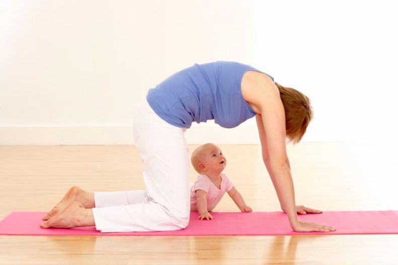 Как быстро привести себя в форму после родов? Восстановление организма после родов - 6