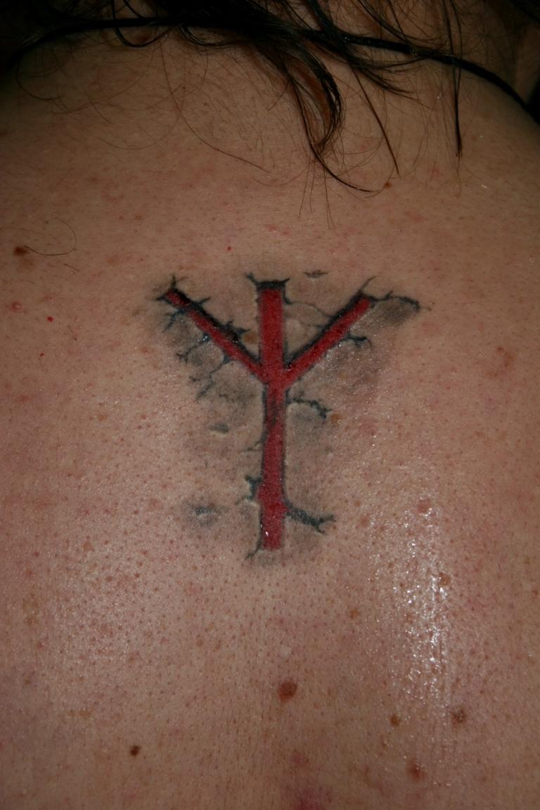 48 карточек в коллекции татуировки с рунами пользователя Vitalik