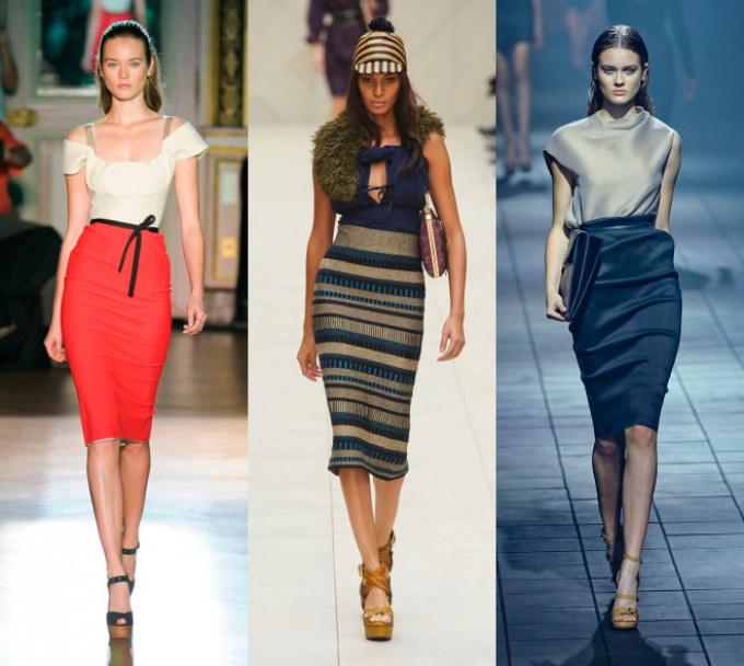 e281b62230fd Ako šiť sukňu na veľmi. Šijeme rovnú sukňu vlastnými rukami pre ...