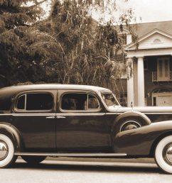 1937 cadillac v12 fleetwood formal sedan [ 1600 x 1020 Pixel ]