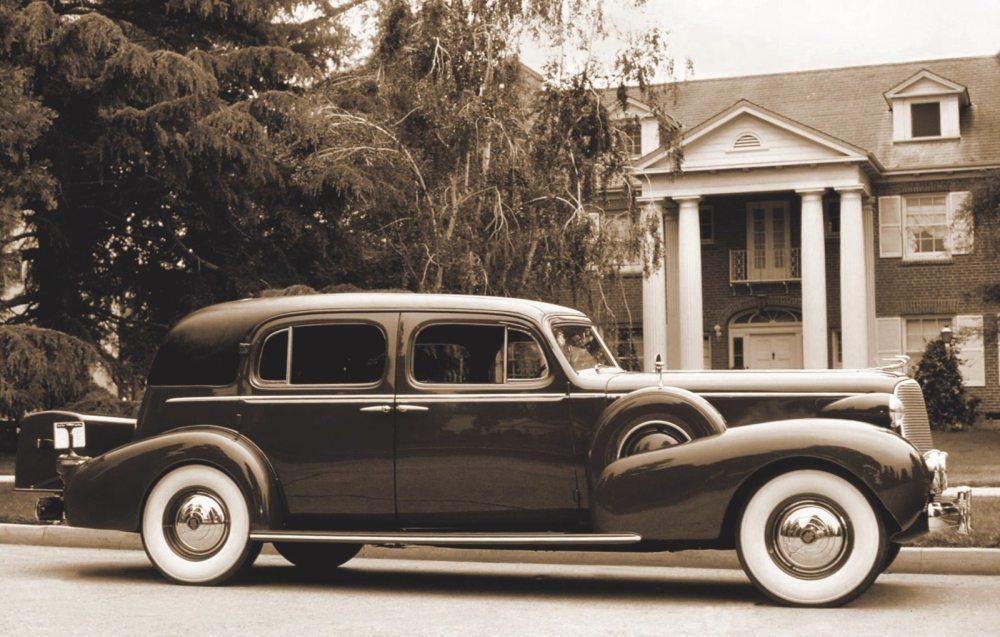 medium resolution of 1937 cadillac v12 fleetwood formal sedan