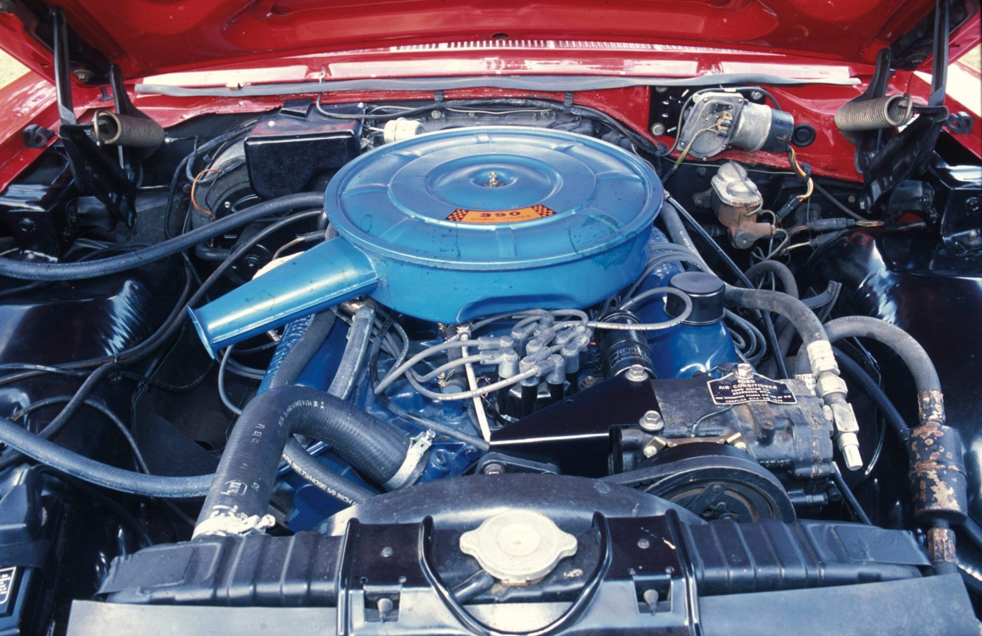 hight resolution of 1967 ford galaxie 500 rebuilt 390 v8