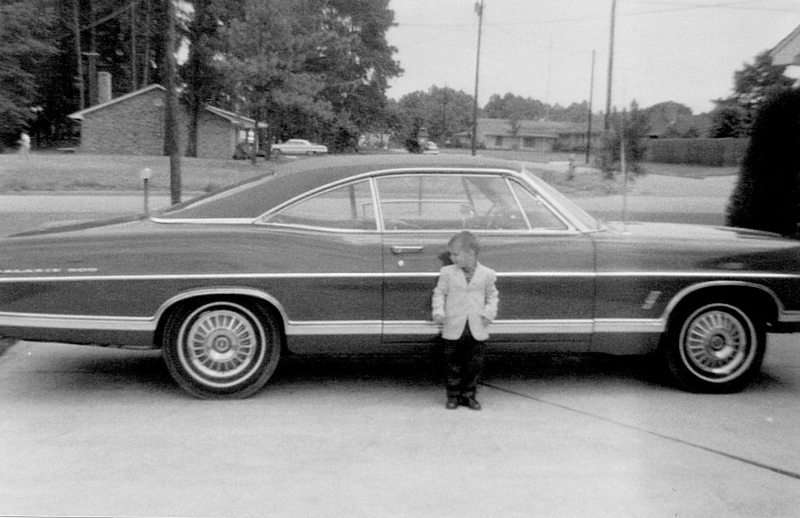 1967 Ford Galaxie 500 Cur Owner With Car As A Child